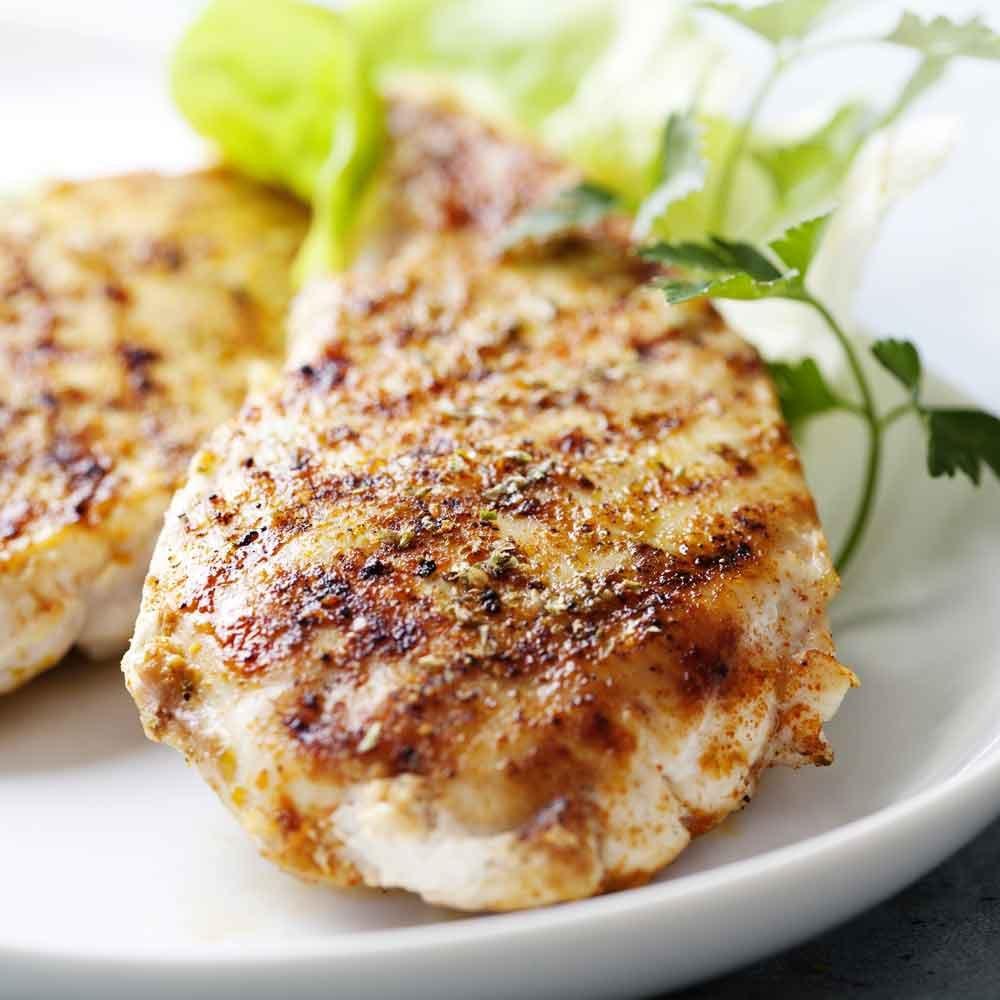 Куриная грудка в духовке диетические рецепты
