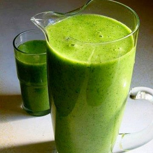 Anti-inflammatory foods weight loss alkaline smoothie