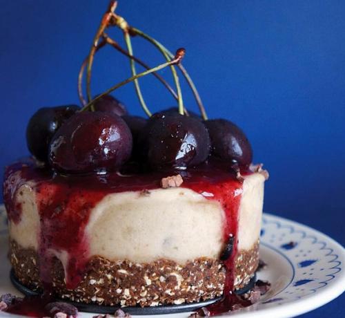 N'ice Cream Cheesecake recipe
