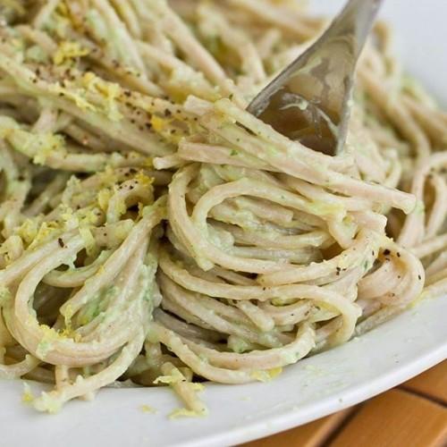15-Minute Creamy Avocado Pasta