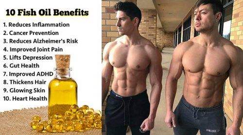 Are You Aware of the Health Benefits of Fish Oil?