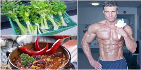 4 Foods Proven to Boost The Metabolism, Promote Muscle Growth And Fat Loss