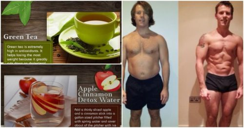 10 Homemade Detox Drinks for Weight Loss & Boost Metabolism