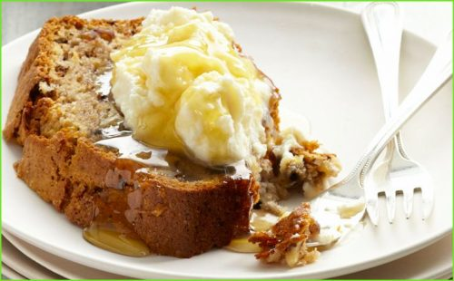 Protein Banana Bread Recipe